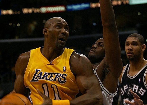 El Ranking de los jugadores más fuertes y con más músculos de la historia de la NBA