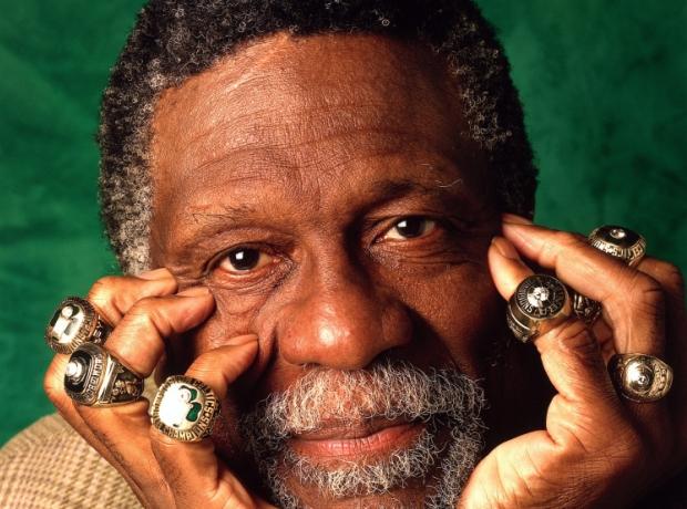 El Ranking de los jugadores que han ganado más anillos de Campeón en la historia de la NBA