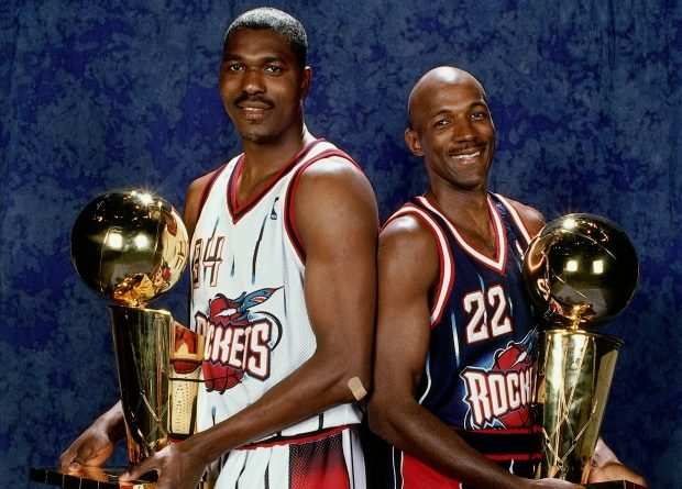 Los Houston Rockets de 1995