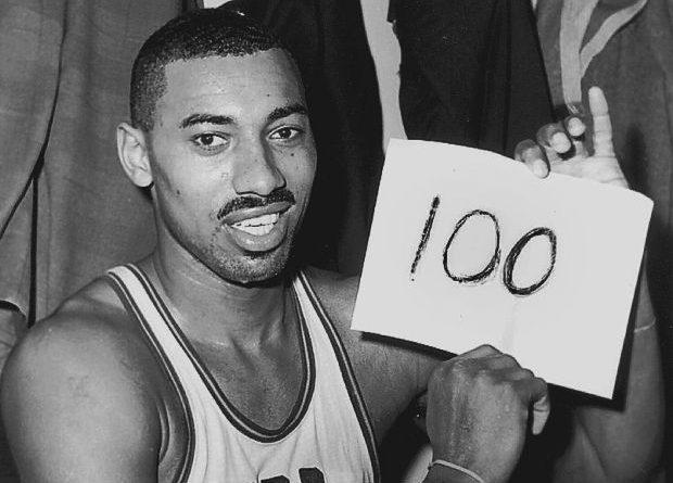El partido de los 100 puntos de Wilt Chamberlain