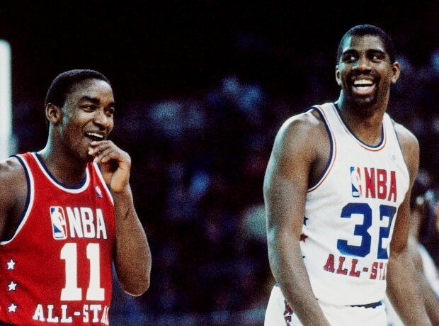 asistencias en el all star 1984