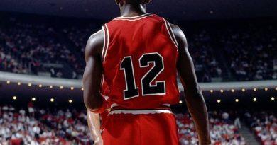 número 12 de Michael Jordan