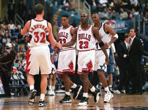 Michael Jordan All Star 1997