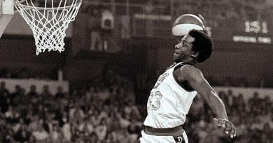 David Thompson all star de la aba