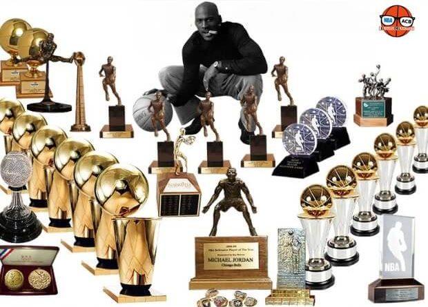 Jordan rey MVP de la NBA