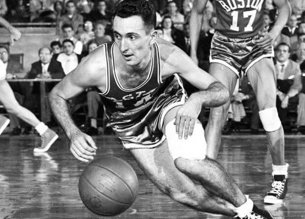Bob Cousy Boston Celtics