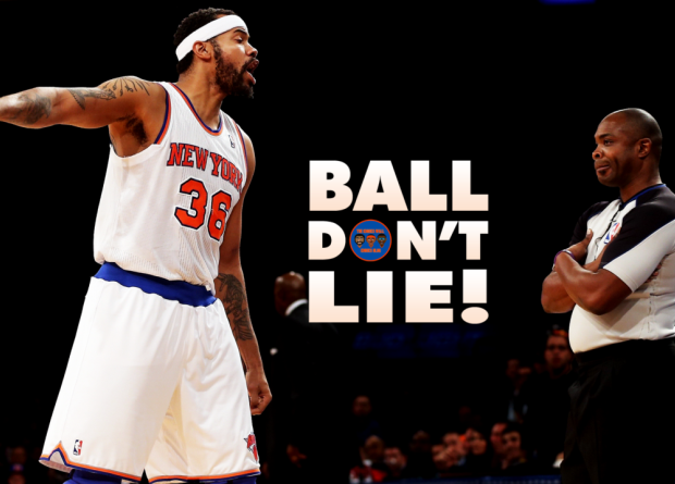 Rasheed Wallace Ball don't lie