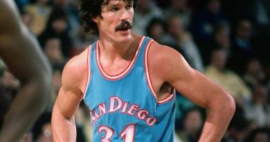 Swen Nater San Diego Clippers