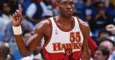 Dikembe Mutombo nombre más largo de la NBA